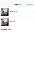 Apple iPhone SE iOS 11 - Mensajería - Escribir y enviar un mensaje multimedia - Paso 11