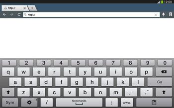 Samsung P5220 Galaxy Tab 3 10-1 LTE - Internet - Internetten - Stap 4
