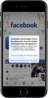 Apple iPhone X - Applications - Créer un compte - Étape 23