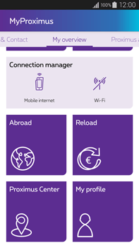 Samsung N910F Galaxy Note 4 - Applications - MyProximus - Step 21