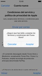 Apple iPhone SE iOS 10 - Aplicaciones - Tienda de aplicaciones - Paso 11