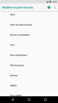 Huawei Nexus 6P - Android Oreo - Internet - configuration manuelle - Étape 12