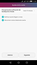 Huawei Y5 II - E-mail - Configurar Yahoo! - Paso 8