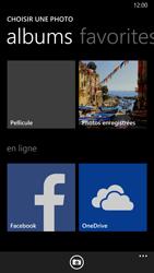 Nokia Lumia 830 - MMS - Envoi d