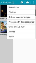 Samsung Galaxy A3 - Bluetooth - Transferir archivos a través de Bluetooth - Paso 6