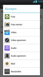 LG P880 Optimus 4X HD - E-mail - hoe te versturen - Stap 12