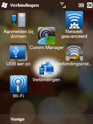 HTC T3333 Touch II - Internet - Handmatig instellen - Stap 5