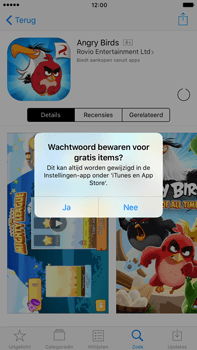 Apple iphone 6 plus met ios 10 model a1524 - Applicaties - Downloaden - Stap 17