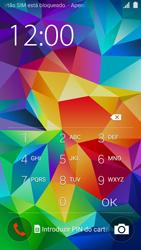Samsung Galaxy S5 - Internet no telemóvel - Como configurar ligação à internet -  30