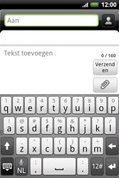 HTC A510e Wildfire S - MMS - Afbeeldingen verzenden - Stap 4