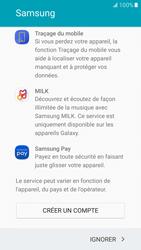 Samsung Galaxy S7 Edge - Premiers pas - Créer un compte - Étape 32