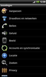 HTC A9191 Desire HD - Internet - aan- of uitzetten - Stap 4