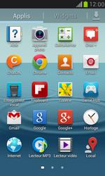Samsung Galaxy S3 Mini - Photos, vidéos, musique - Prendre une photo - Étape 3