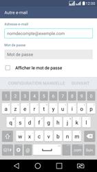 LG LG K8 - E-mails - Ajouter ou modifier un compte e-mail - Étape 6