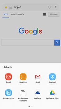 Samsung Galaxy J7 (2017) - Internet - hoe te internetten - Stap 20