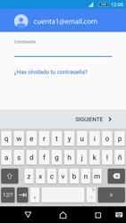 Sony Xperia M5 (E5603) - E-mail - Configurar Gmail - Paso 12