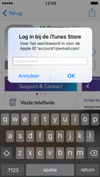 Apple iPhone 5 iOS 10 - Applicaties - MyProximus - Stap 10