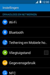 Samsung G130HN Galaxy Young 2 - WiFi - Verbinden met een netwerk - Stap 4