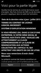 Microsoft Lumia 950 - Premiers pas - Créer un compte - Étape 7
