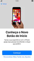 Apple iPhone 7 - iOS 13 - Primeiros passos - Como ativar seu aparelho - Etapa 31