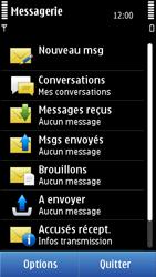 Nokia N8-00 - SMS - Configuration manuelle - Étape 4