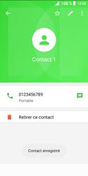 Alcatel 1X - Contact, Appels, SMS/MMS - Ajouter un contact - Étape 10