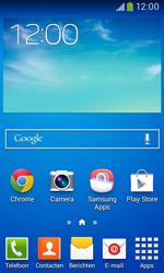 Samsung Galaxy Core Plus - WiFi en Bluetooth - Bluetooth koppelen - Stap 1