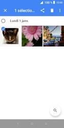 Alcatel 1X - Photos, vidéos, musique - Envoyer une photo via Bluetooth - Étape 7