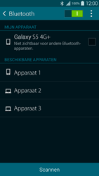 Samsung G901F Galaxy S5 4G+ - Bluetooth - Headset, carkit verbinding - Stap 6