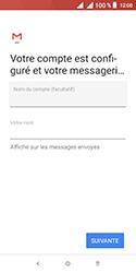 Alcatel 1 - E-mails - Ajouter ou modifier votre compte Outlook - Étape 11