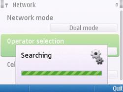 Nokia E5-00 - Network - Usage across the border - Step 9
