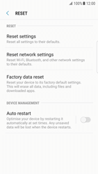 Samsung G935 Galaxy S7 Edge - Android Nougat - Device - Reset to factory settings - Step 7