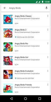 Motorola Moto G6 Play - Aplicativos - Como baixar aplicativos - Etapa 14