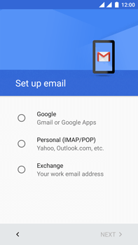 OnePlus 3 - E-mail - Manual configuration IMAP without SMTP verification - Step 8