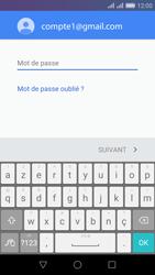 Huawei Honor 5X - E-mail - Configuration manuelle (gmail) - Étape 11