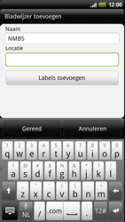 HTC Z710e Sensation - Internet - internetten - Stap 9