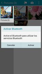 Samsung A500FU Galaxy A5 - Bluetooth - Transferir archivos a través de Bluetooth - Paso 13