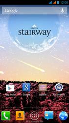 Wiko Stairway - Internet - Sites web les plus populaires - Étape 1