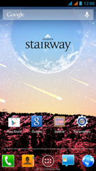 Wiko Stairway - Internet - Activer ou désactiver - Étape 1