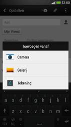 HTC Desire 601 - E-mail - hoe te versturen - Stap 12