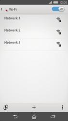 Sony Xperia Z2 4G (D6503) - WiFi - Handmatig instellen - Stap 6