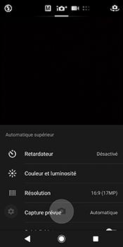 Sony Xperia XZ2 - Photos, vidéos, musique - Prendre une photo - Étape 9