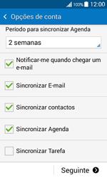 Samsung Galaxy Ace 4 - Email - Adicionar conta de email -  8