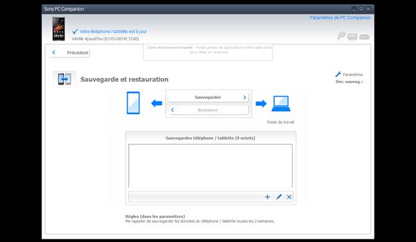 Sony Xperia XA2 - Aller plus loin - Gérer vos données avec un ordinateur - Étape 12
