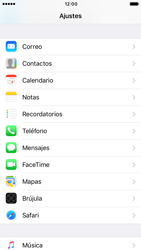 Apple iPhone 6s iOS 10 - E-mail - Configurar Yahoo! - Paso 3