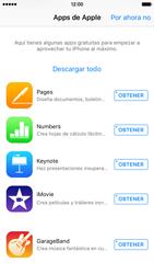 Apple iPhone 6s iOS 9 - Aplicaciones - Tienda de aplicaciones - Paso 26