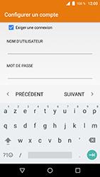 Wiko WIM Lite - E-mails - Ajouter ou modifier un compte e-mail - Étape 22