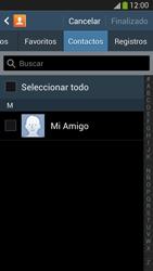 Samsung Galaxy S4 - E-mail - Escribir y enviar un correo electrónico - Paso 6