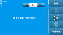 Nokia N97 - E-mail - Manual configuration - Step 22