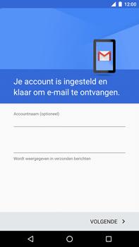 Huawei Google Nexus 6P - E-mail - handmatig instellen (yahoo) - Stap 15